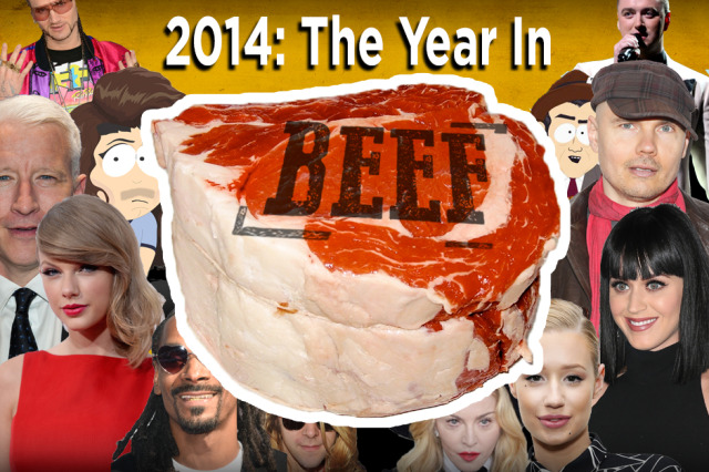 The Year in Beef
